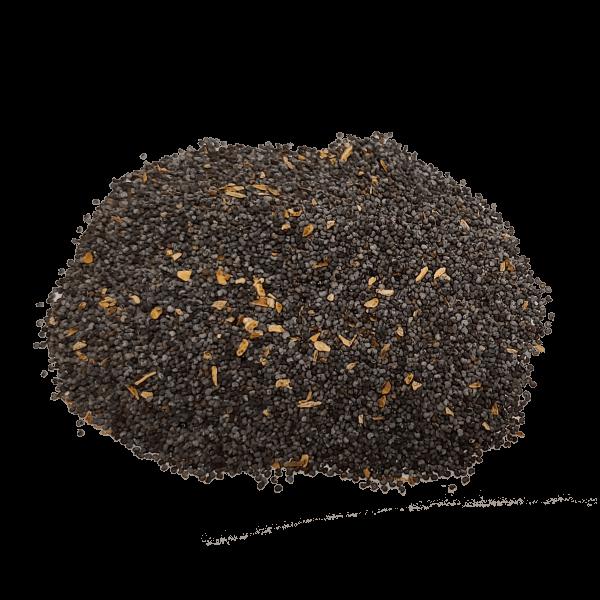 uk raw unwashed poppy seeds purple dot lot